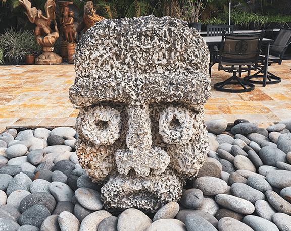 Beach Pebbles & Exotic Stones