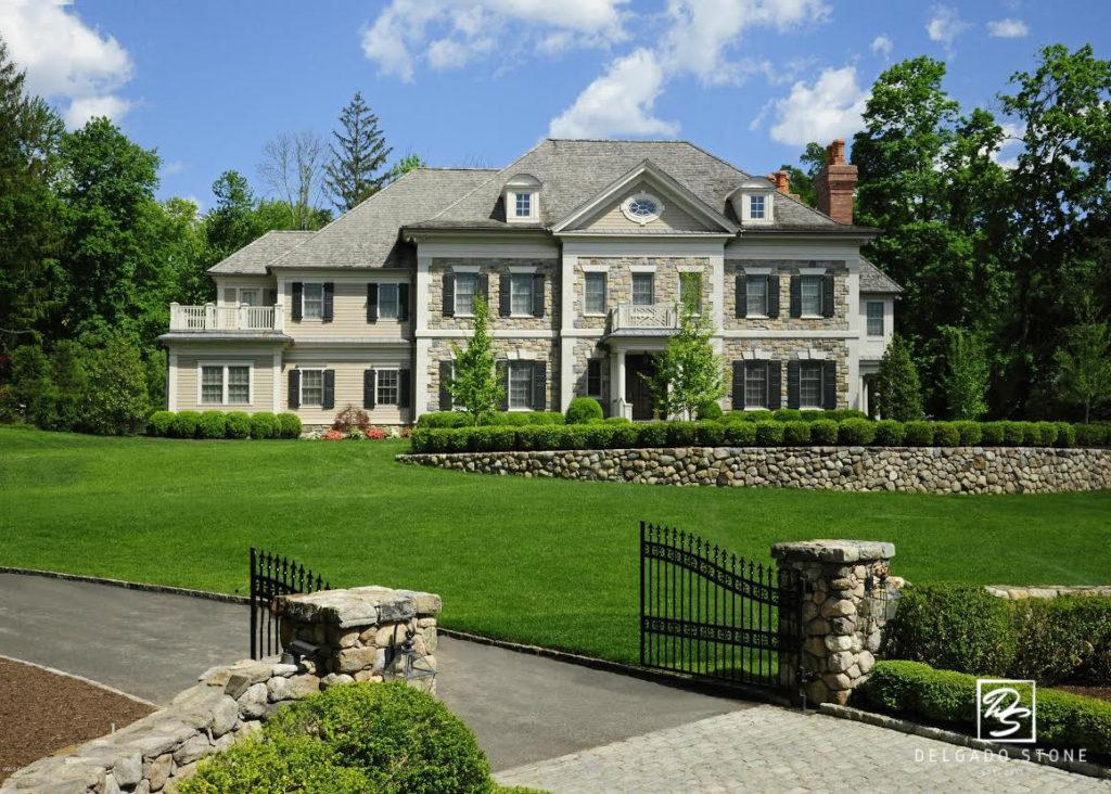Oak Ridge House Face