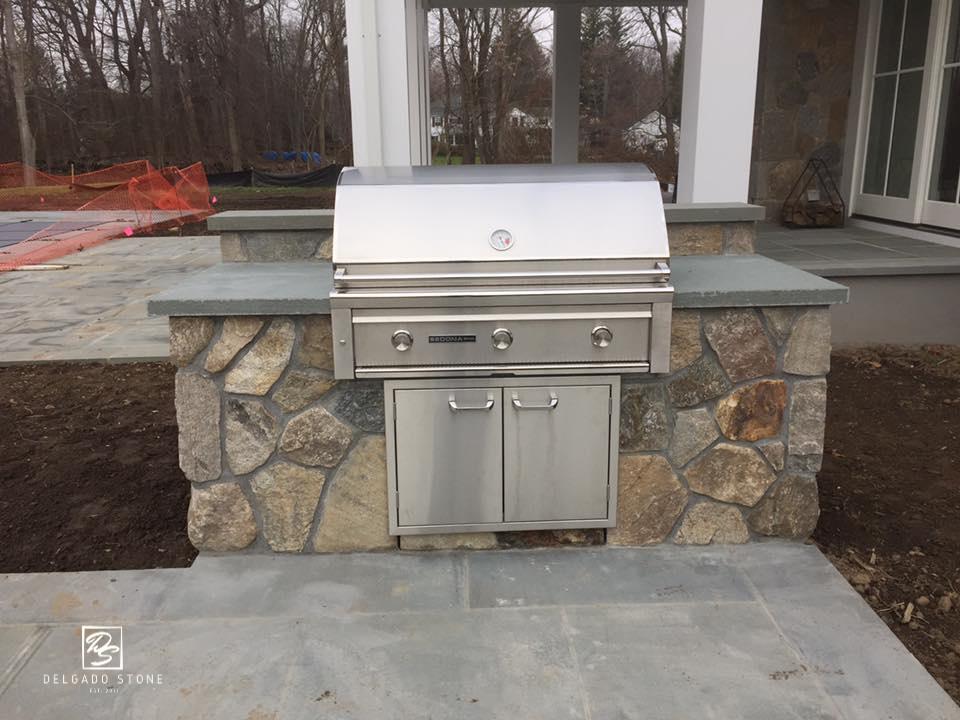 Split Field Outdoor Kitchen (1)