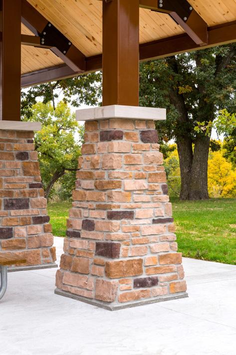 stone column landmark