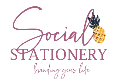 Social Stationery - Telling Your Story