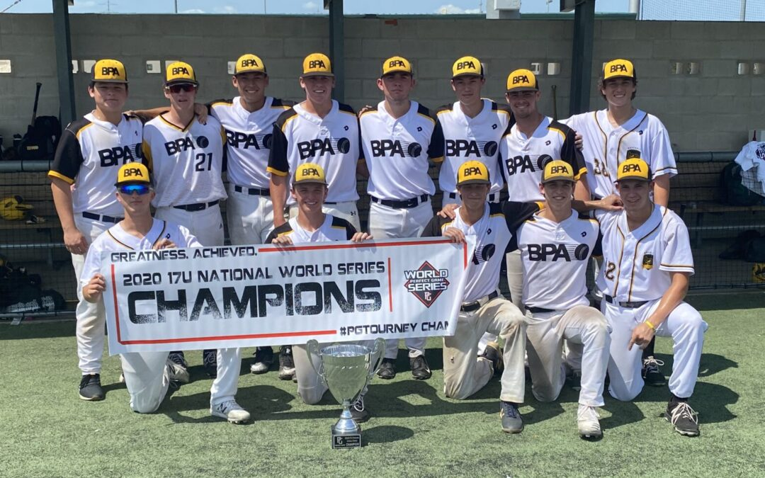 BPA wraps up strong Perfect Game year