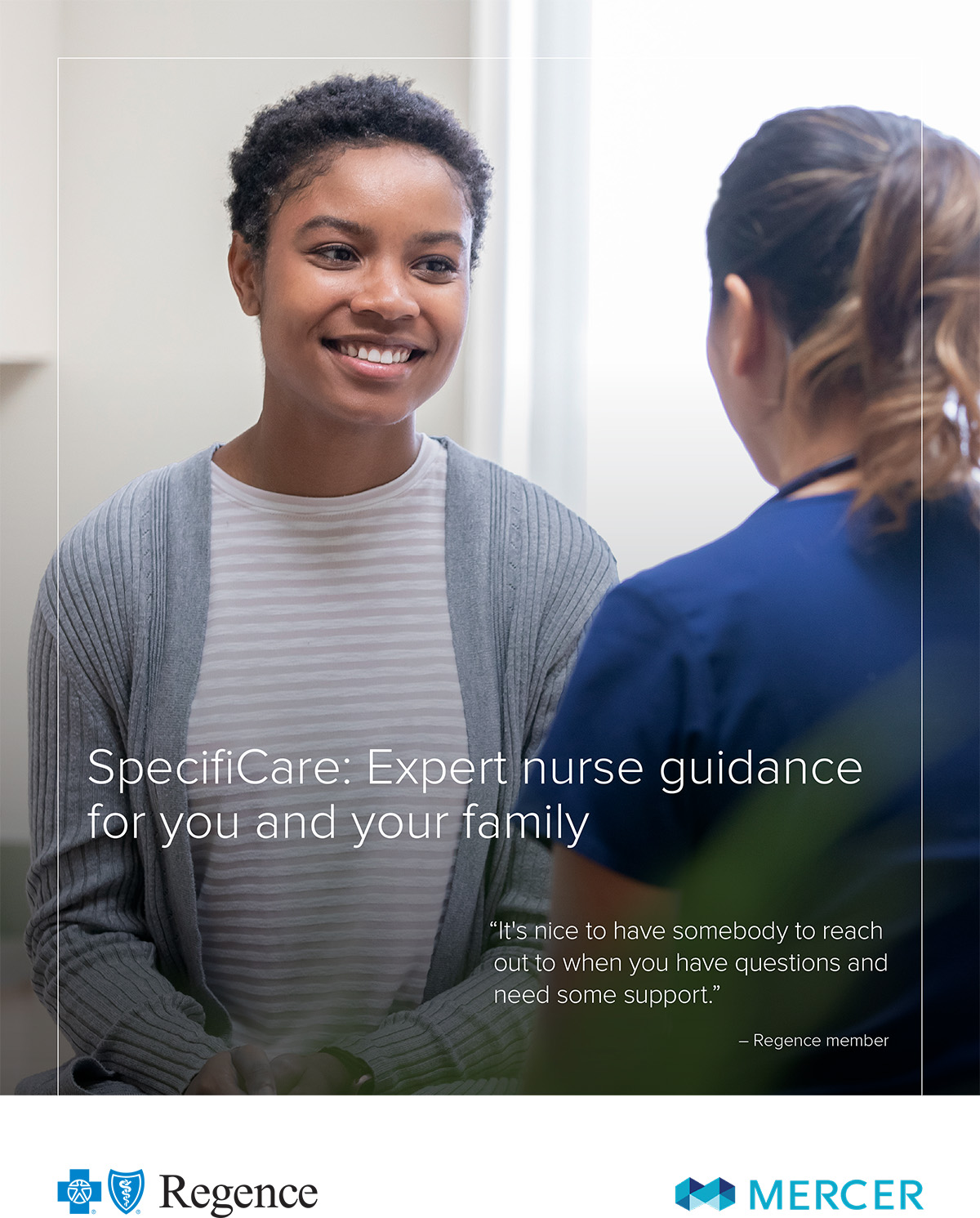 SpecifiCare: Expert nurse guidance for you and your family