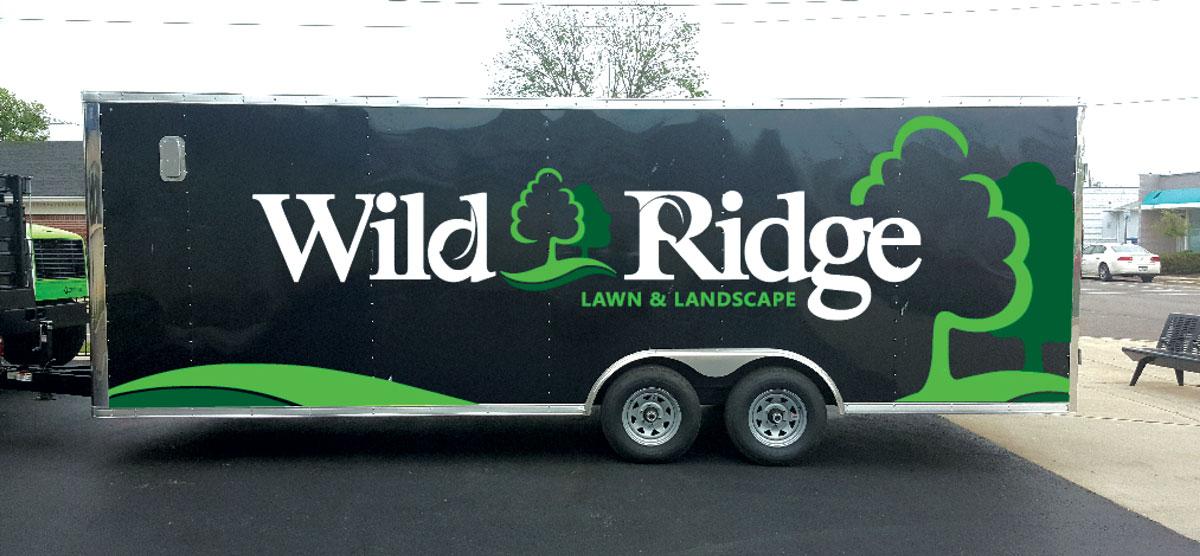 Wild Ridge Trailer Wrap