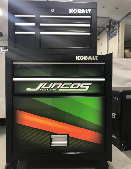 Juncos Tool Cabinet