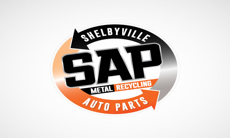 Shelbyville Auto Parts Logo