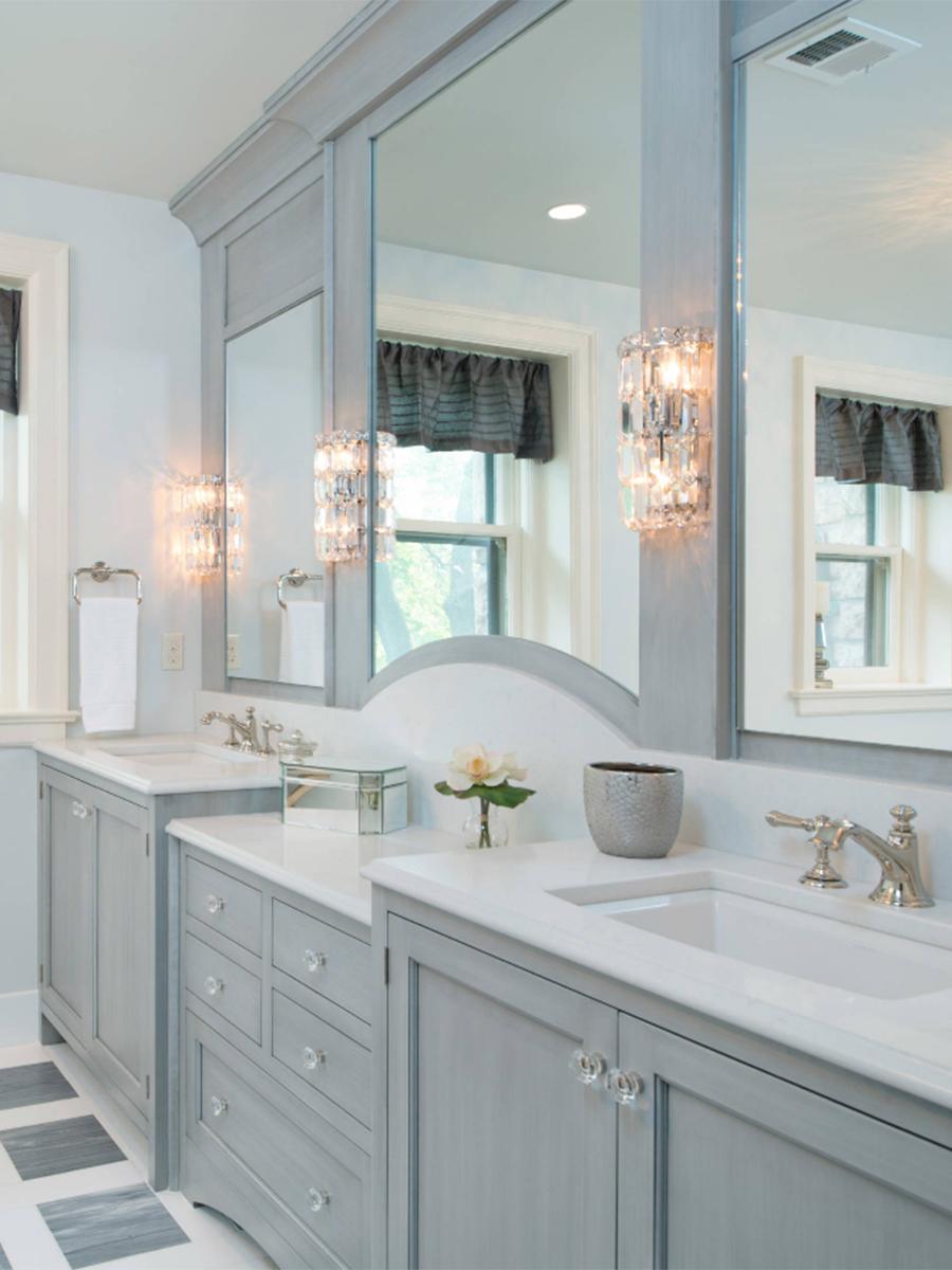 Kitchen Studio:KC - Symphony Designer's Showhouse Master Bathroom