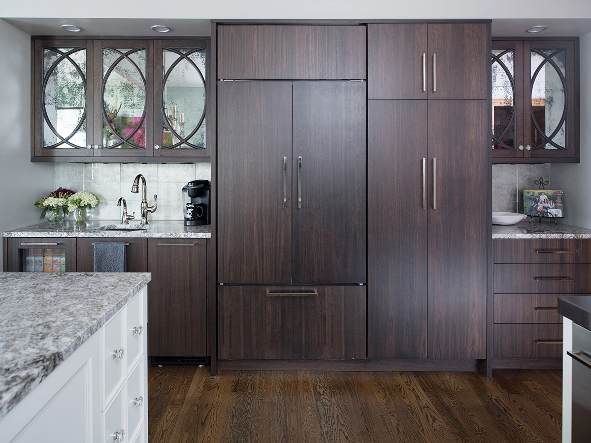Kitchen Studio: KC - Pittsburg Eclectic Transitional