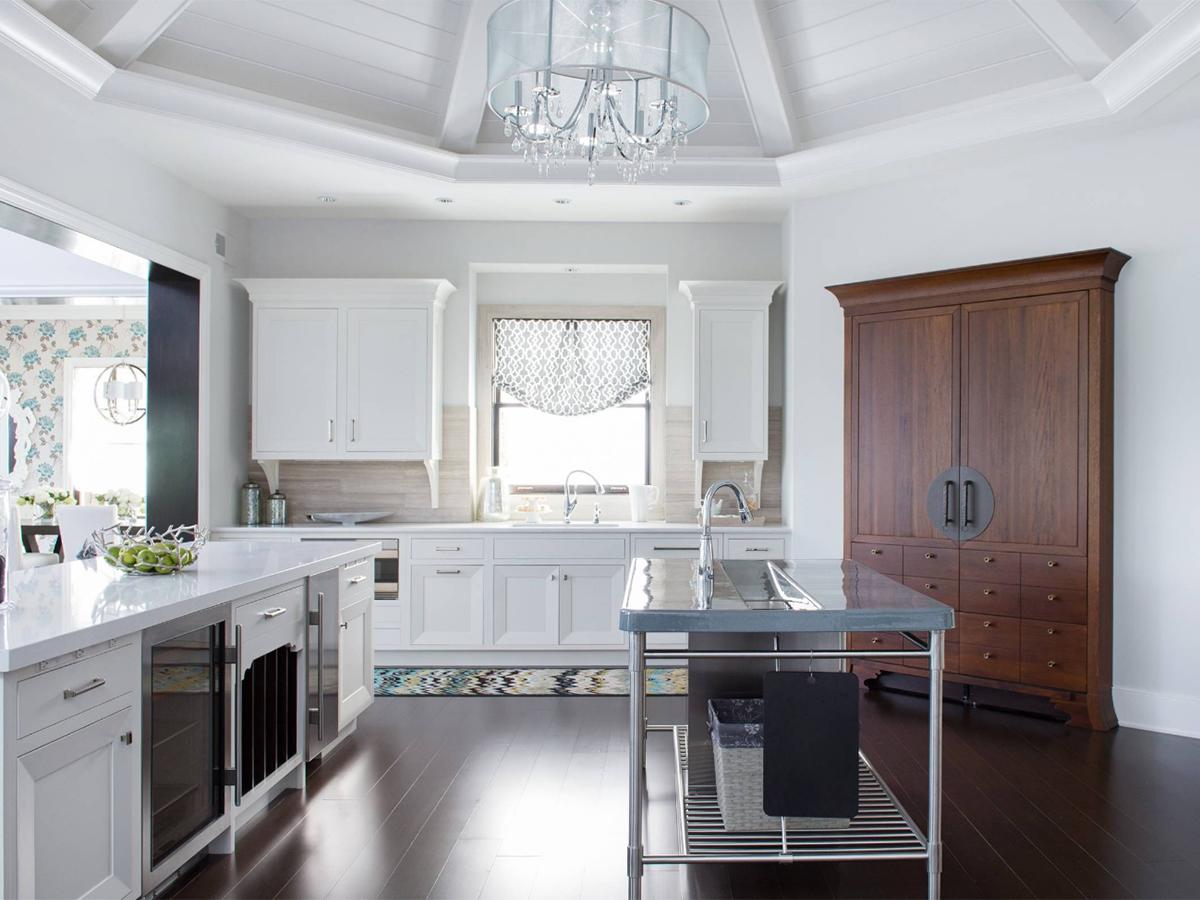 Kitchen Studio:KC - Dream Kitchen with Custom Kitchen Cabinets