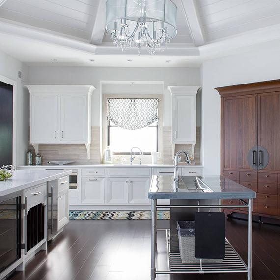 Kitchen Studio:KC - Dream Kitchen with Kitchen Studio:KC - Dream Kitchen with Custom Kitchen Cabinets