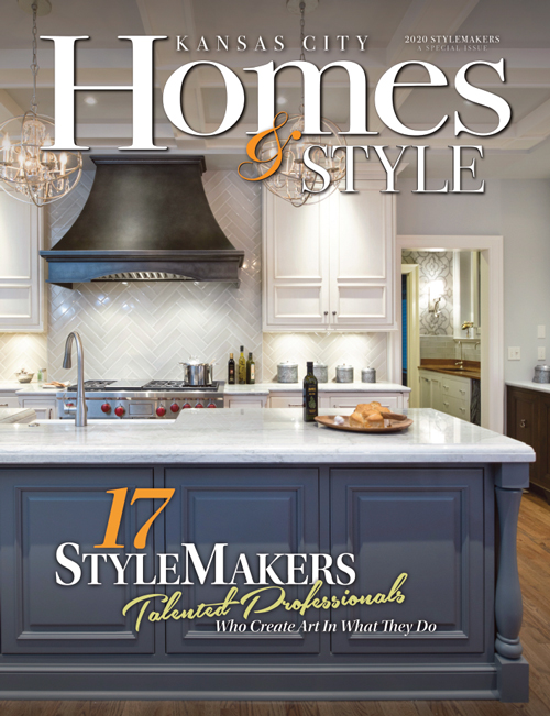 Kansas City Homes & Style Magazine - Style Makers for 2020