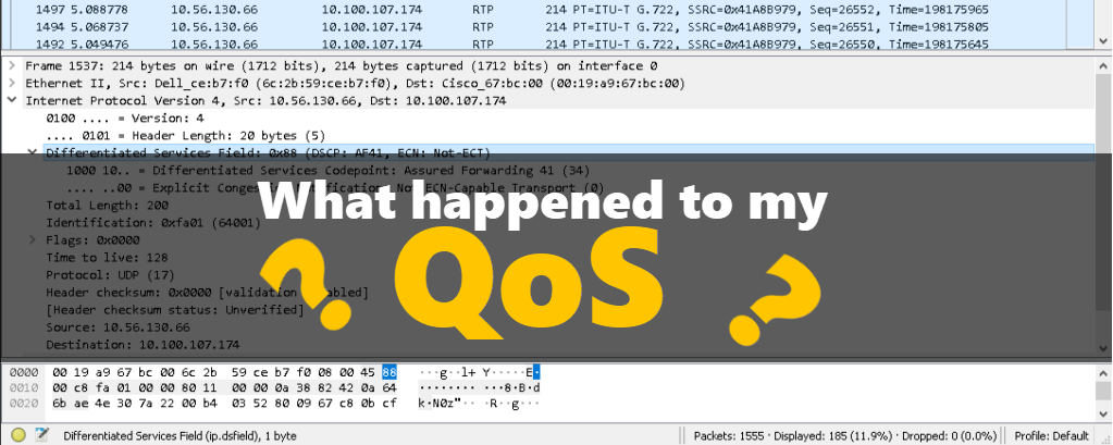 Adding Quality of Service (QoS) to Windows