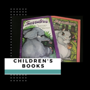 Children's Books on Shots From The Road