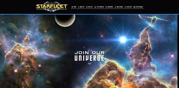 Starfleet Website
