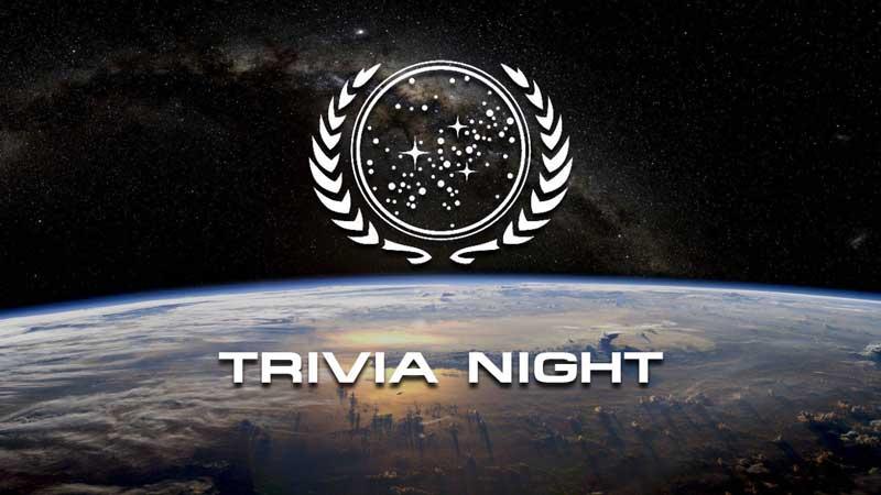 Star Trek Trivia Night Event Cover
