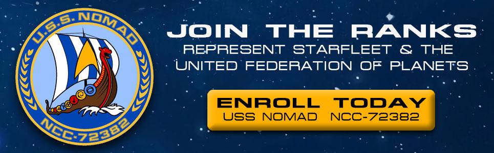 USS NOMAD ENROLL