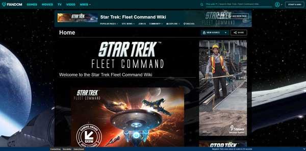 Star Trek Fleet Command Wiki Fandom