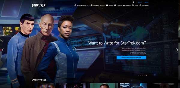 Star Trek – Official Site