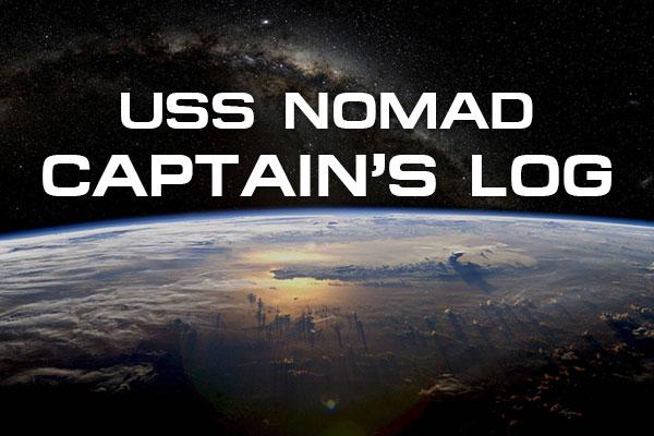 USS Nomad Captains Log