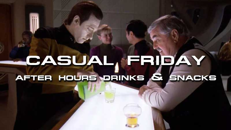 USS Nomad Casual Friday