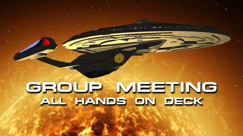USS Nomad Group Meeting