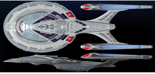 USS Nomad NCC-72382 Ship History