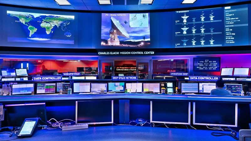 NASA JPL Tour