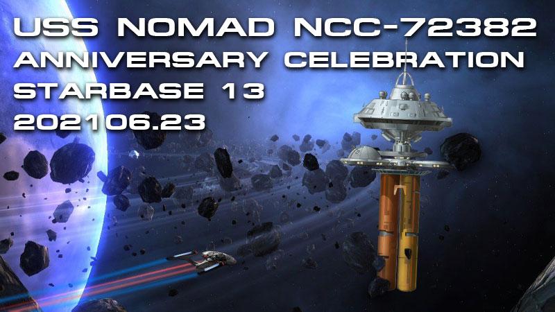 USS nomad Anniversary