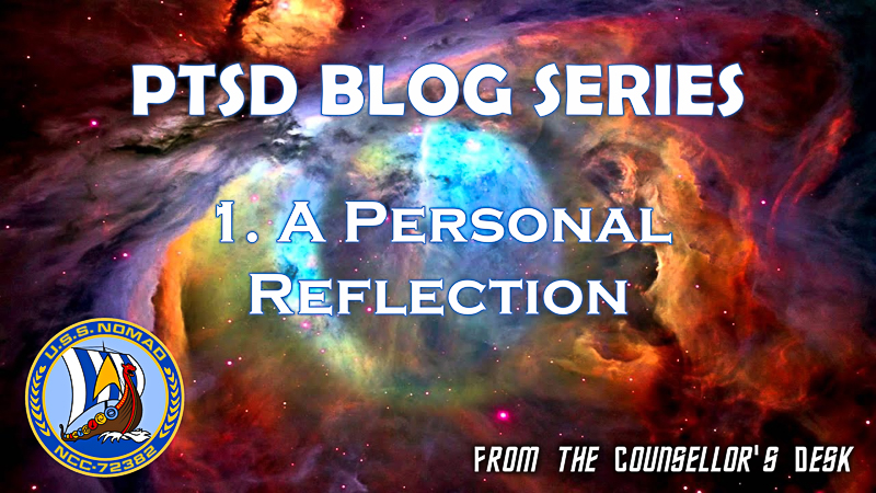 From the Counselors Desk – PTSD Awareness Part 1