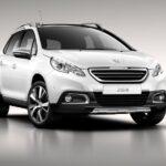 Peugeot 2008 mezclando conceptos en el 2014.
