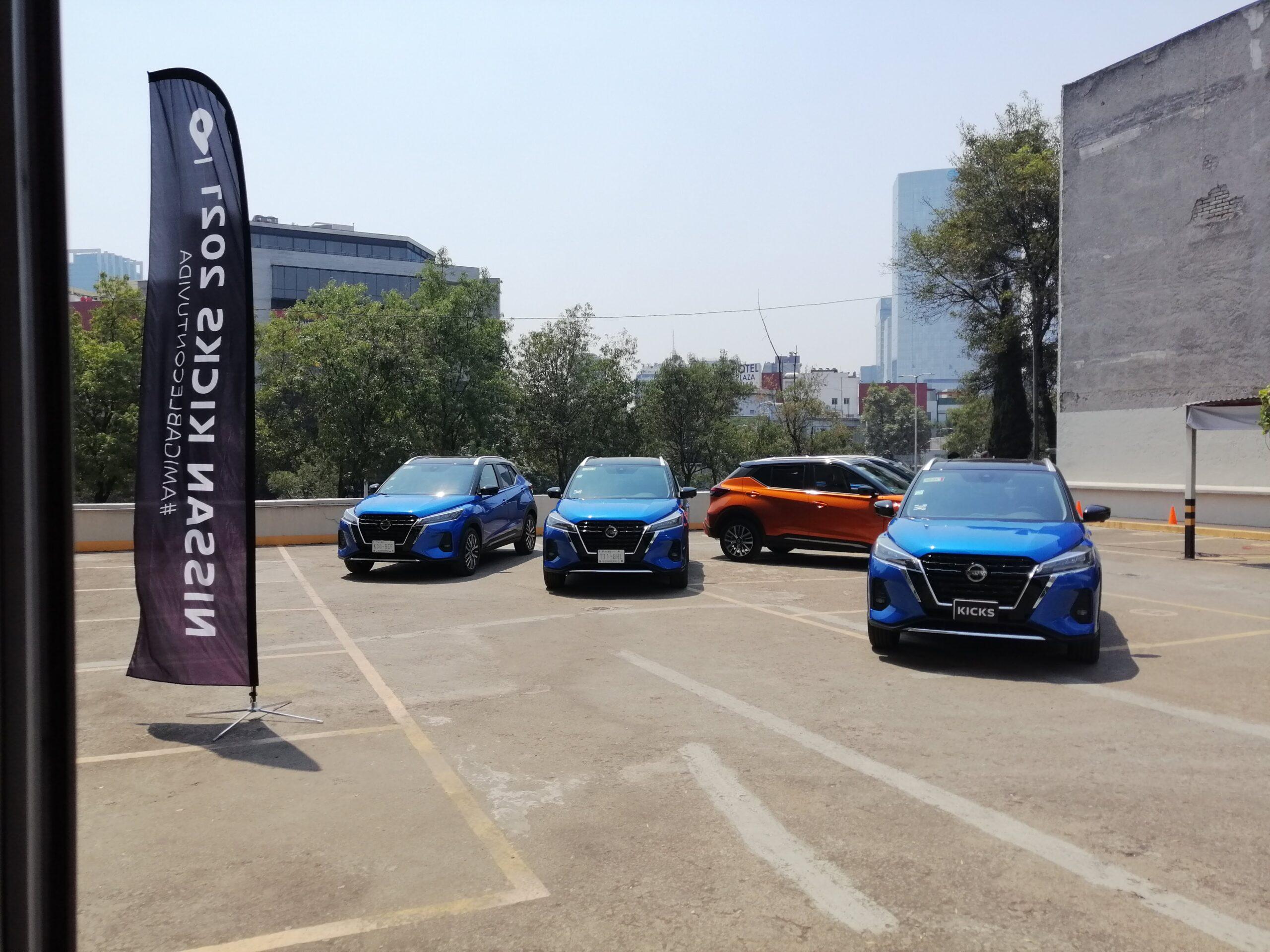 Nissan Kicks 2021, cambio de look y ahora con asistentes de manejo