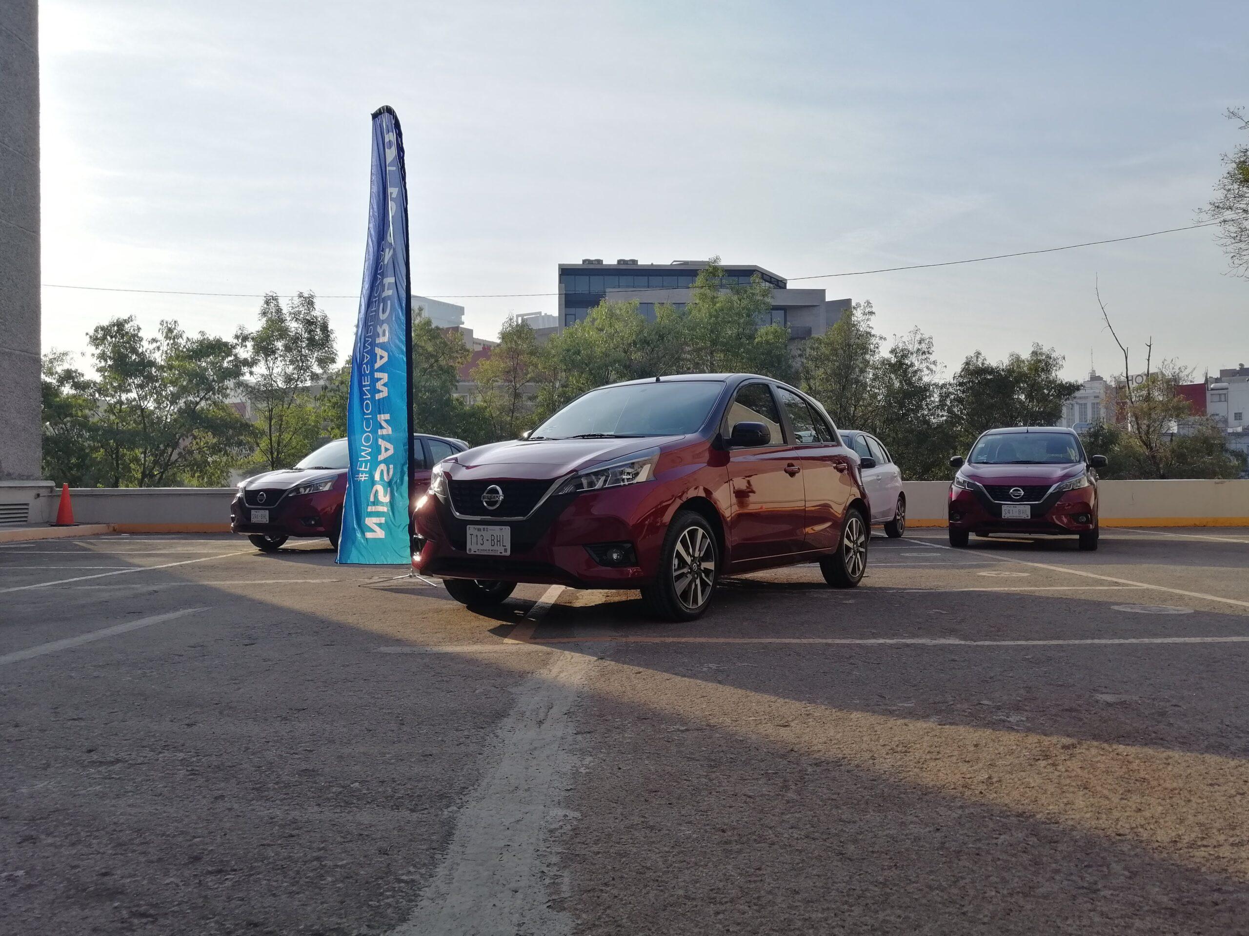 Nissan March 2021: look mejorado y más seguro