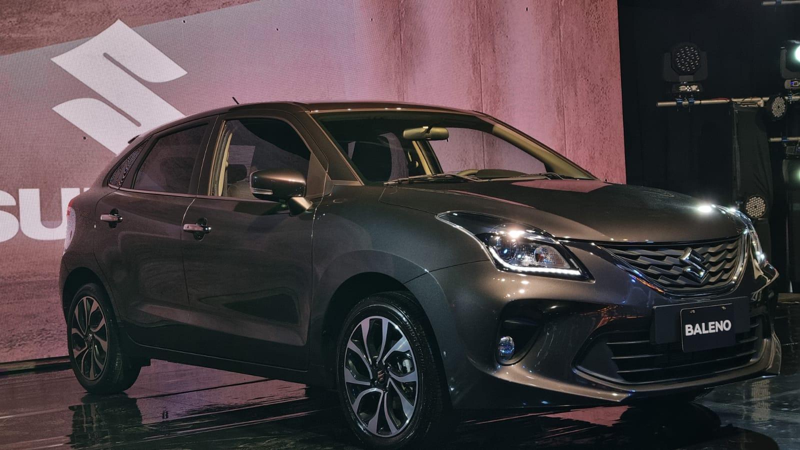 Suzuki Baleno: el nuevo hatchback bueno, bonito y baleno