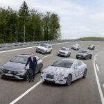 El futuro de Mercedes es eléctrico