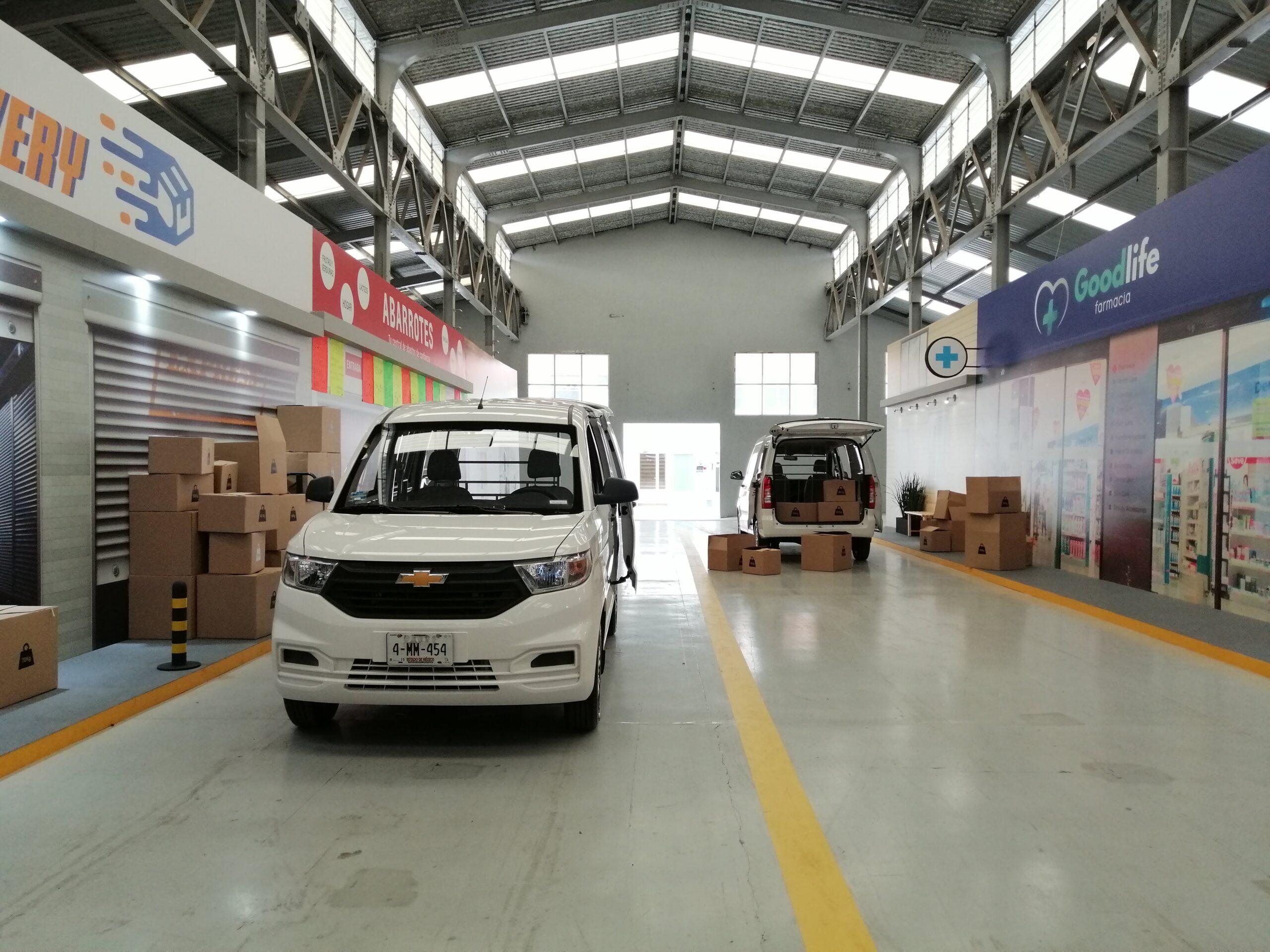 Chevrolet Tornado Van, versatilidad para el pequeño negocio