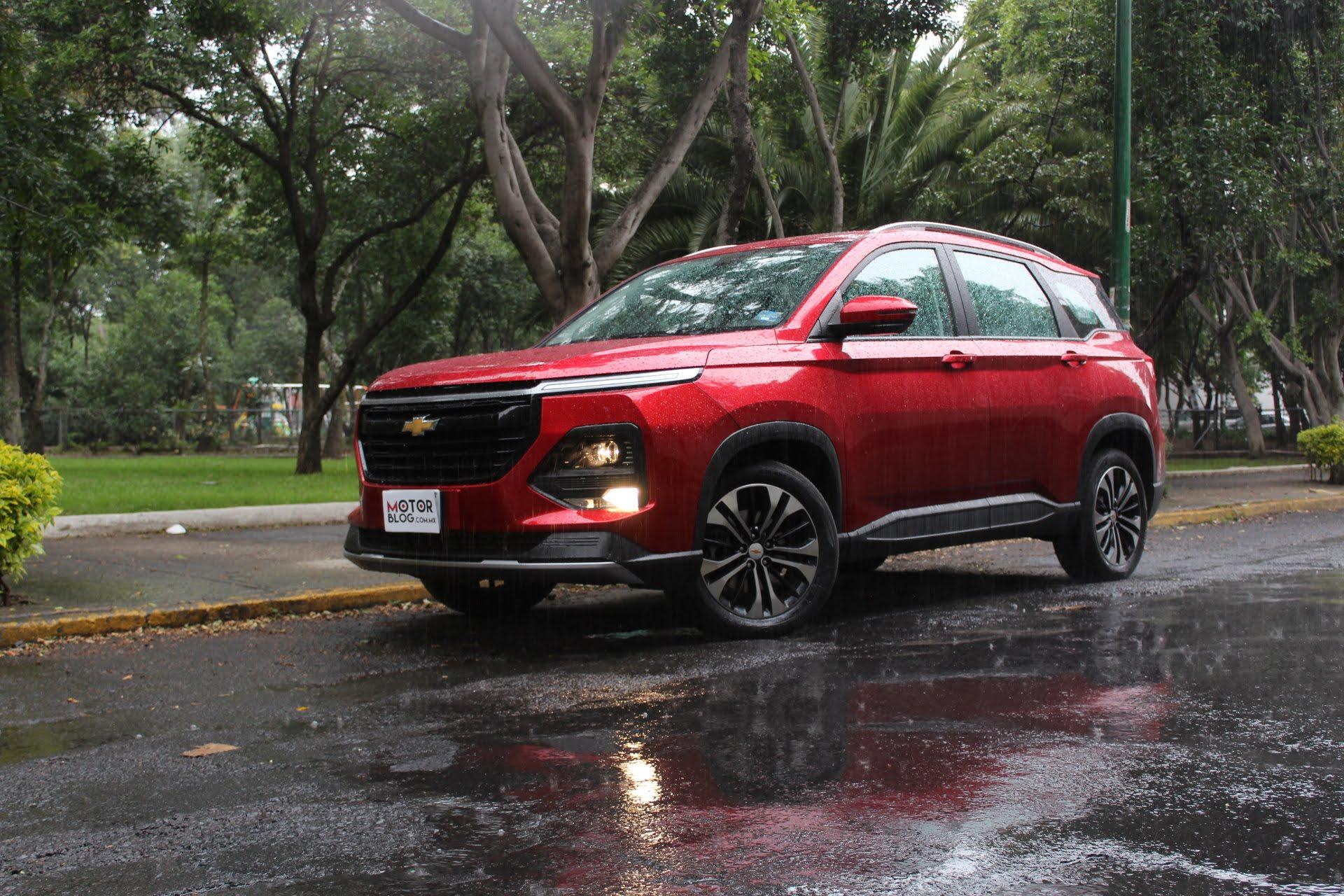 Chevrolet Captiva, 5 aspectos clave de este versátil SUV