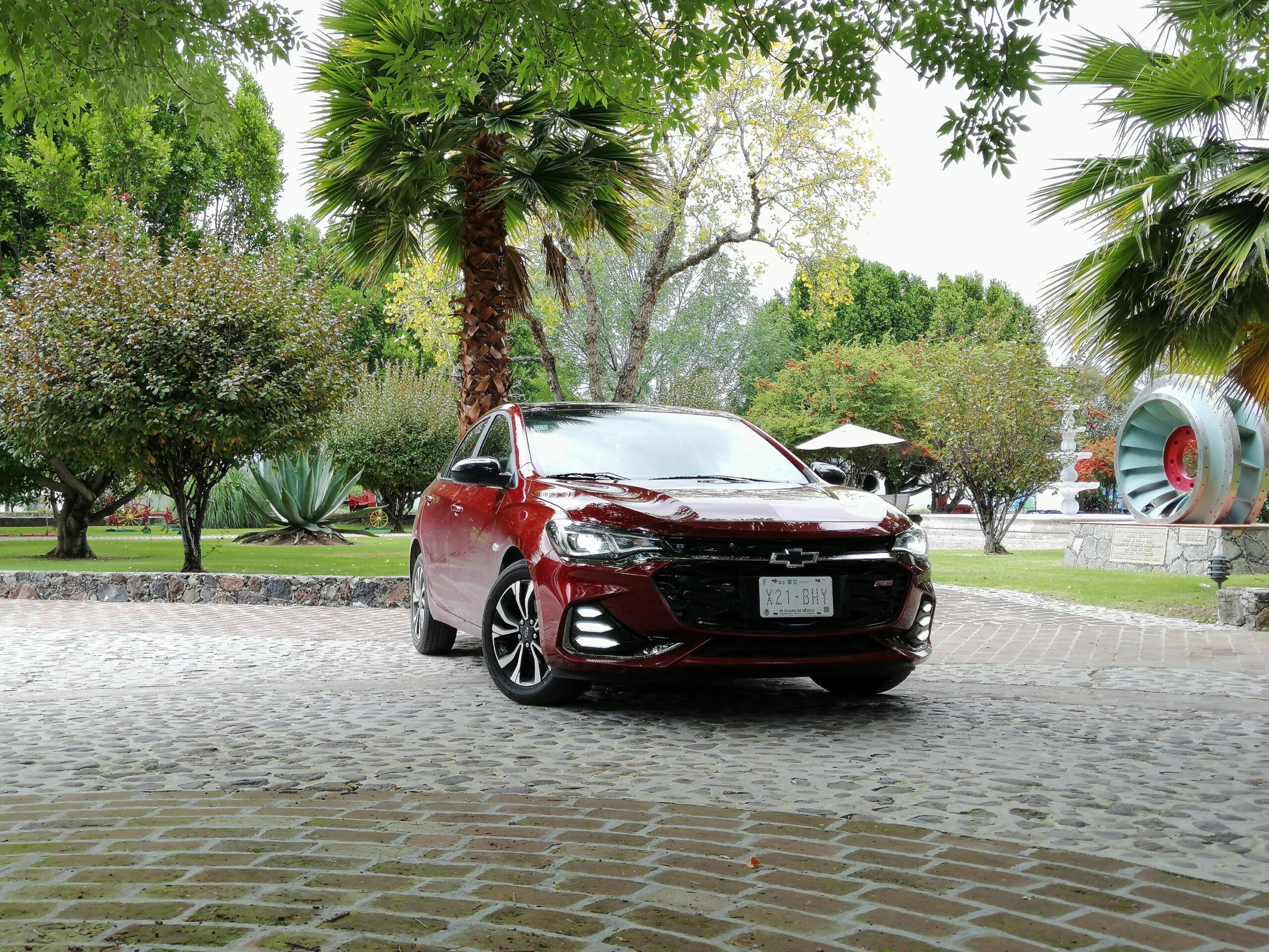 Chevrolet Cavalier Turbo 2022, familiar y más emocionante de manejar