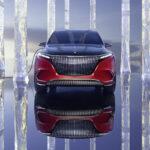 Mercedes-Maybach EQS Concept, cuando el lujo y eficiencia se juntan