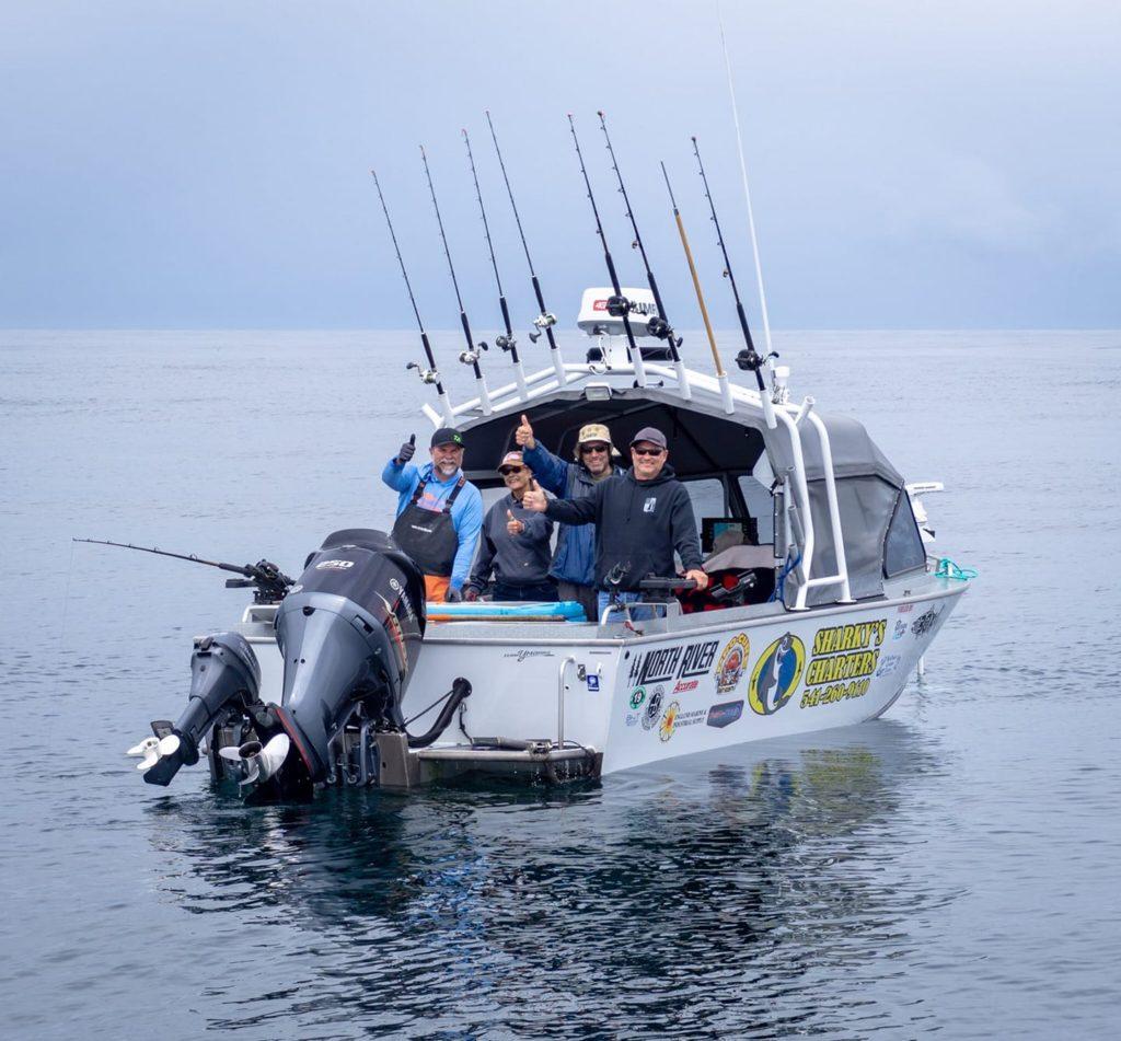 Sharky's Charter Fishing