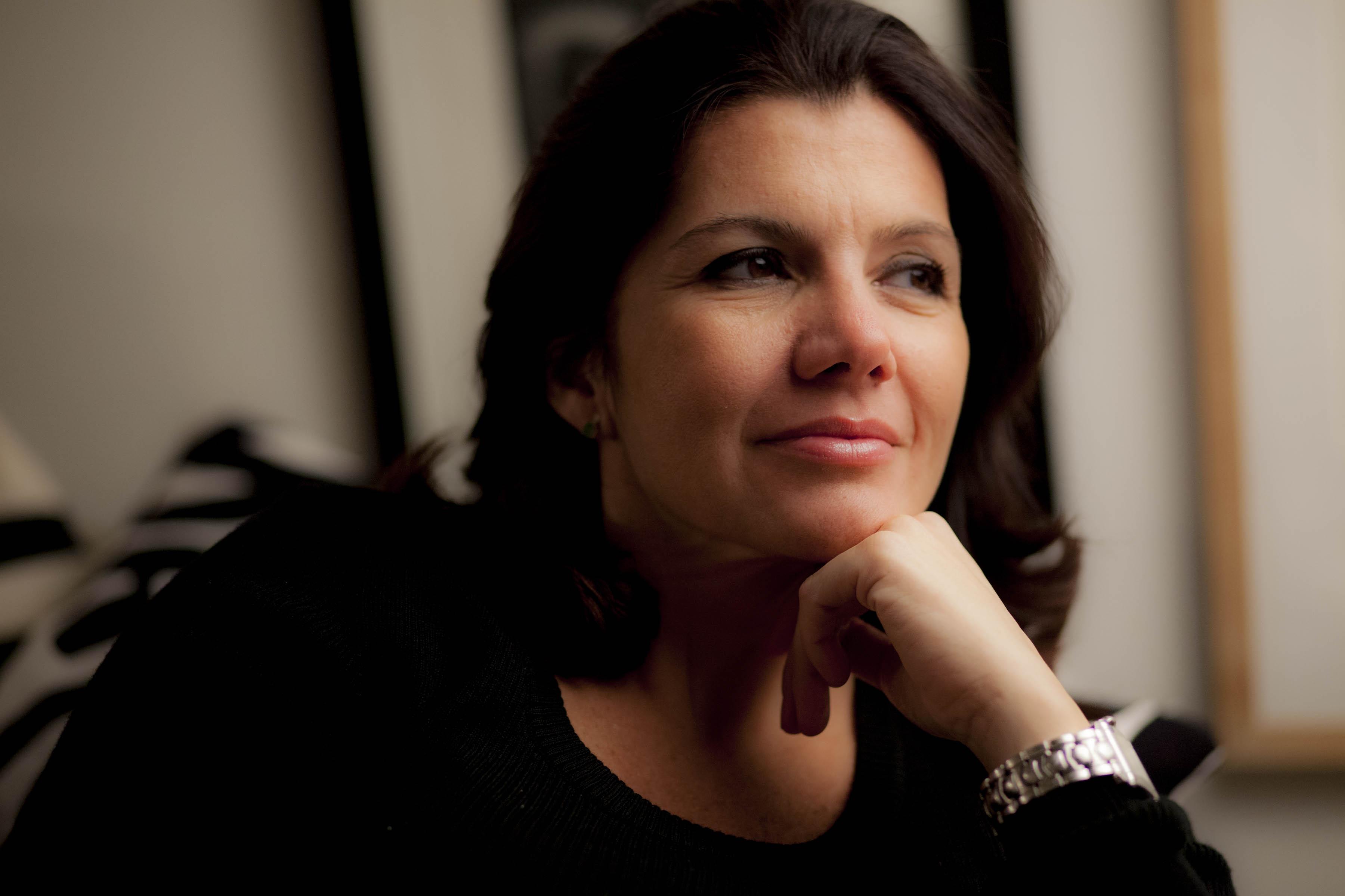 Women who inspire: Leslie Gabaldon