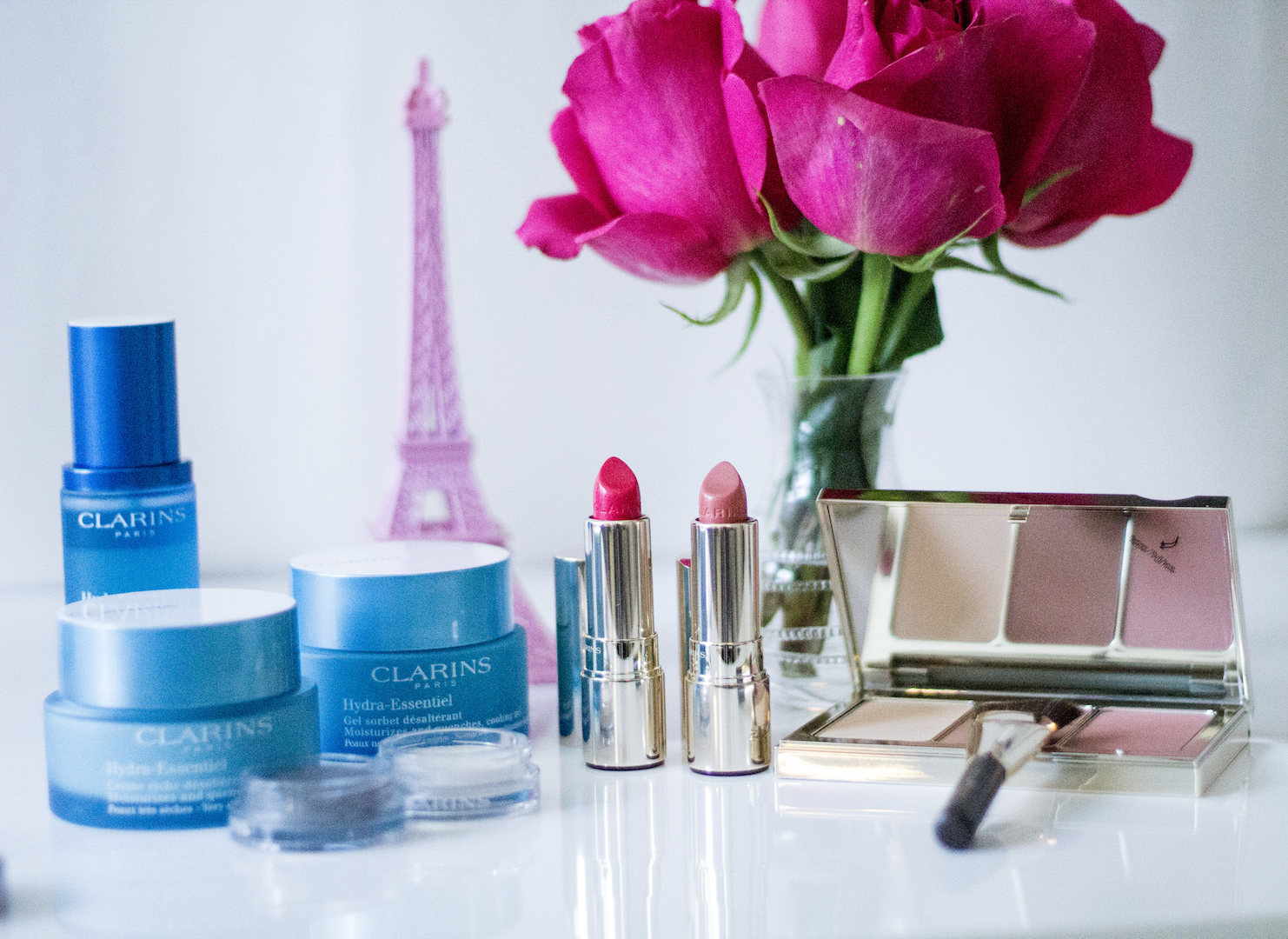 Product Review: Clarins Hydra Essentiel Line