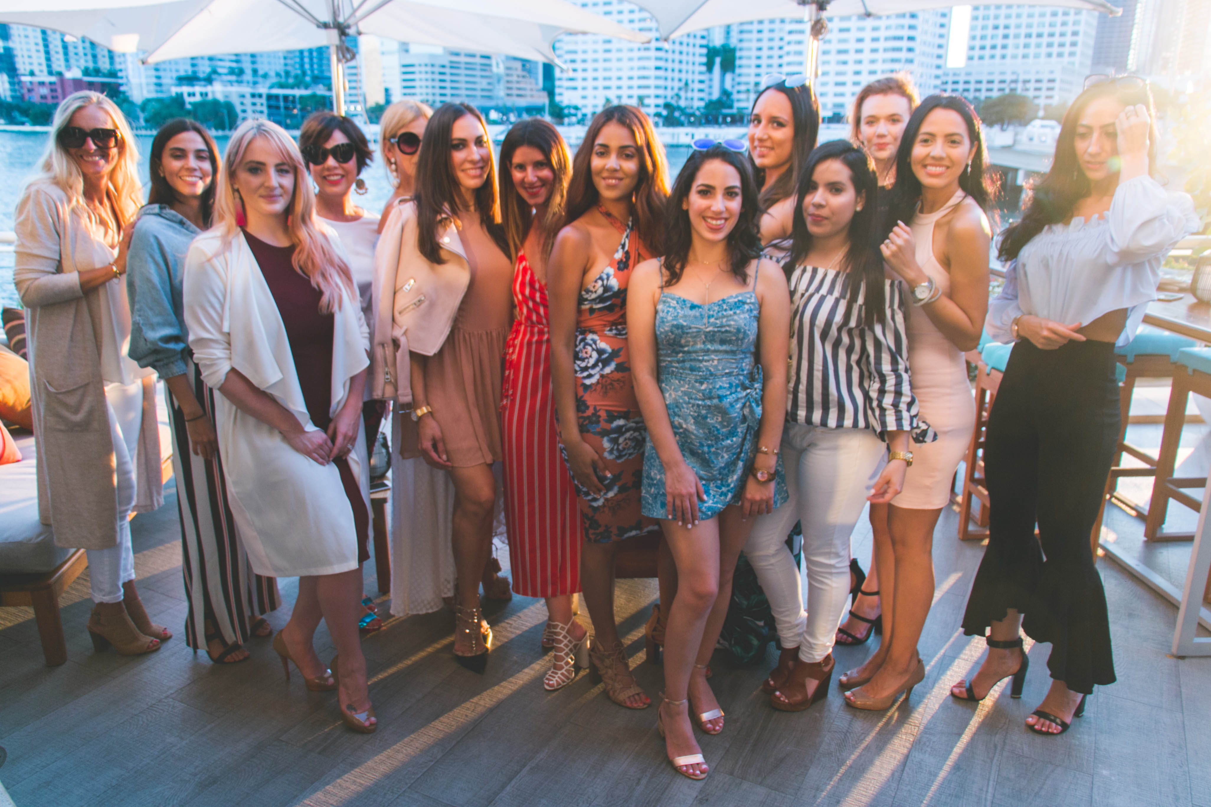 Style Collective Meet Up & Becoming Fearless
