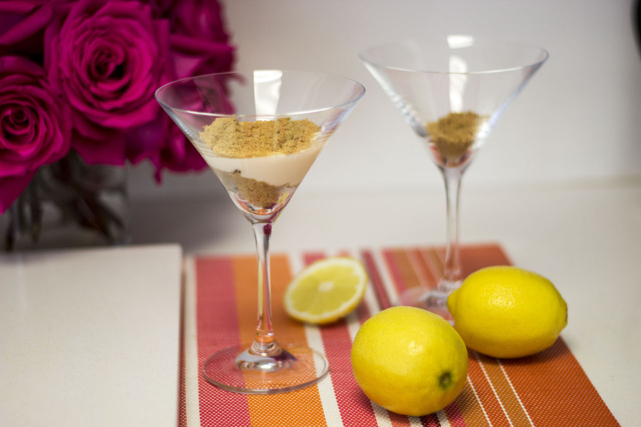 Try this deconstructed lemon pie recipe!