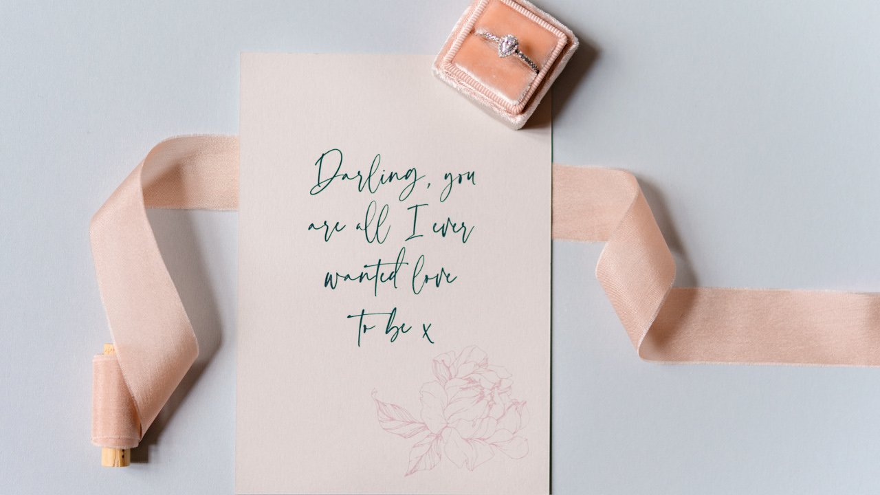 wedding stationery Georgina Alexander Weddings luxury UK planner