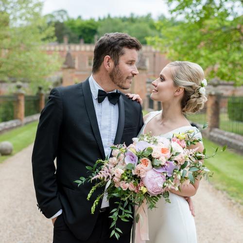 Wedding at Wotton House
