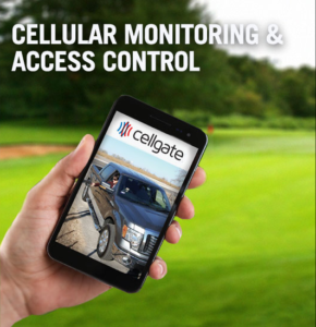 Cell Gate App from Free Eagle Storage