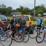 farmersville ride for libraries