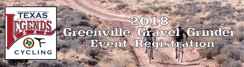 Greenville Gravel Grinder
