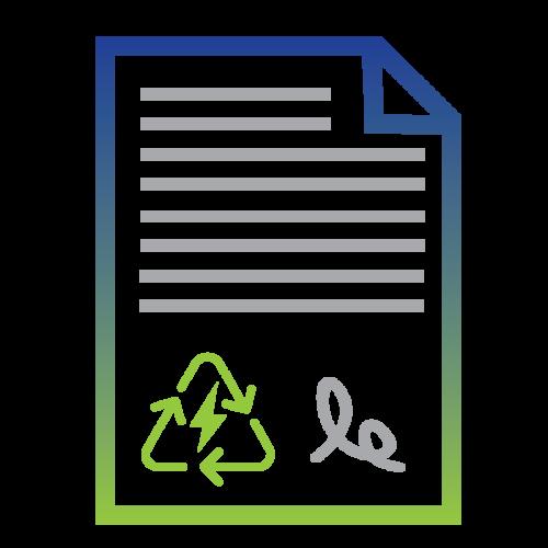 Renewable Energy Power Purchase Agreements visual icon image