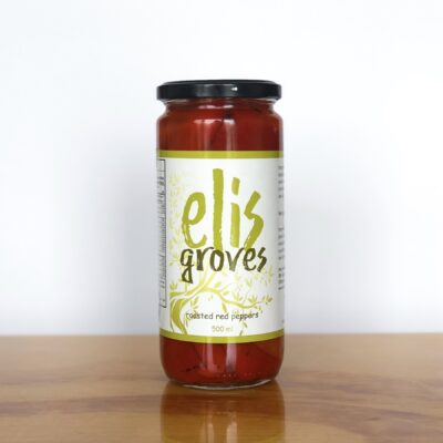 Elis Groves Roasted Red Peppers